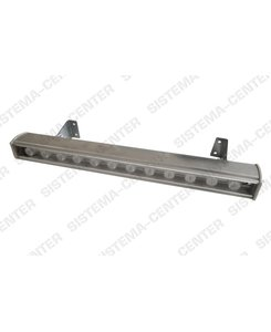 LED architectural strip beam lighting fixture L 500 6W (30, 60, 90 Gy) (Architek-Line-500G): Фото - Система центр