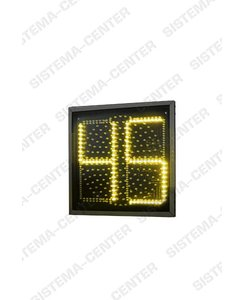 Two-digit two-color yellow LED emitter board complete with TOOV: Фото - Система центр