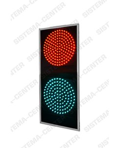 Т.8.2 LED road traffic light (flat): Фото - Система центр